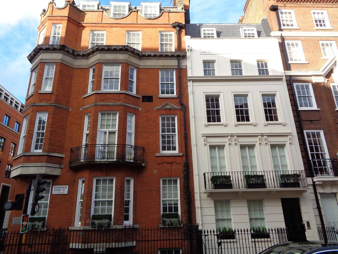 large houses for sale central London, Property finder Knightsbride, property agents London,
